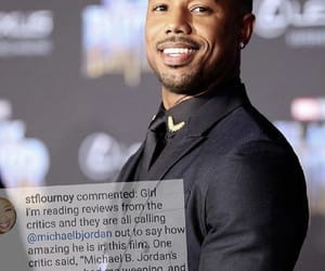 actor, black panther, and african american image