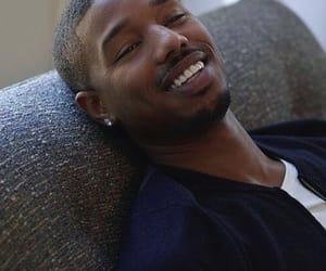 actor, african american, and michael b jordan image