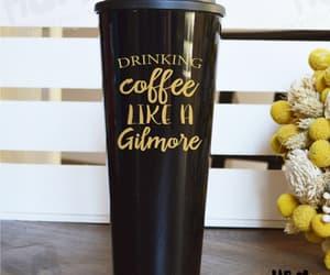 gilmore girls, coffee, and lorelai gilmore image