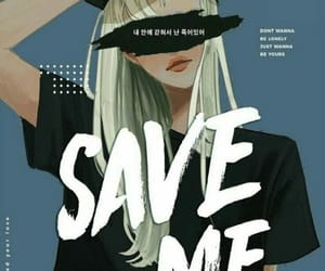 bts, jin, and Save Me image