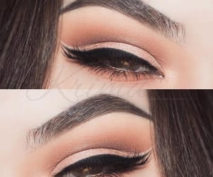 beautiful, eyes, and eye liner image