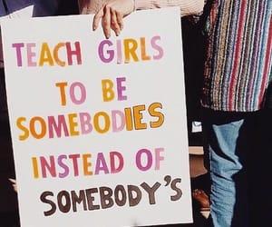 feminist, girl power, and feminism image