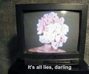 lies, grunge, and tv image