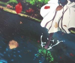 anime, beautiful, and gif image