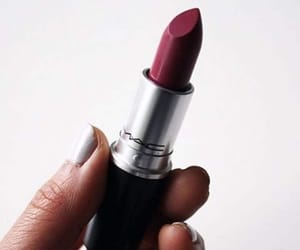 beauty, fashion, and lipstick image