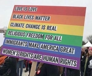 equality, lgbt, and gay image