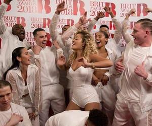 rita ora, anywhere, and brit awards image