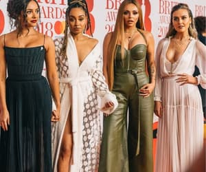 little mix, brits, and jesy nelson image