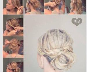 hair, tutorials, and hairtutorials image