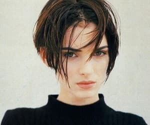 winona ryder, hair, and actress image