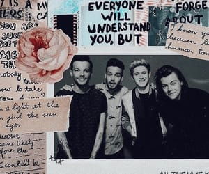 one direction headers, harry styles headers, and louis tomlinson headers image