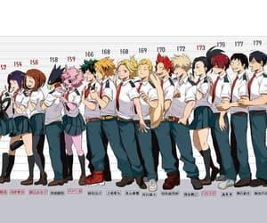 boku no hero academia, my hero academia, and tsuyu image