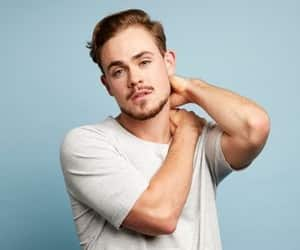 dacre montgomery and stranger things image