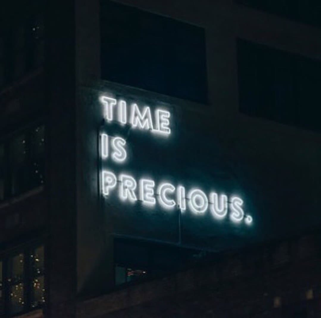 time is precious shared by мαмвιη on we heart it