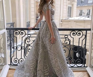 dress, chic, and princess image