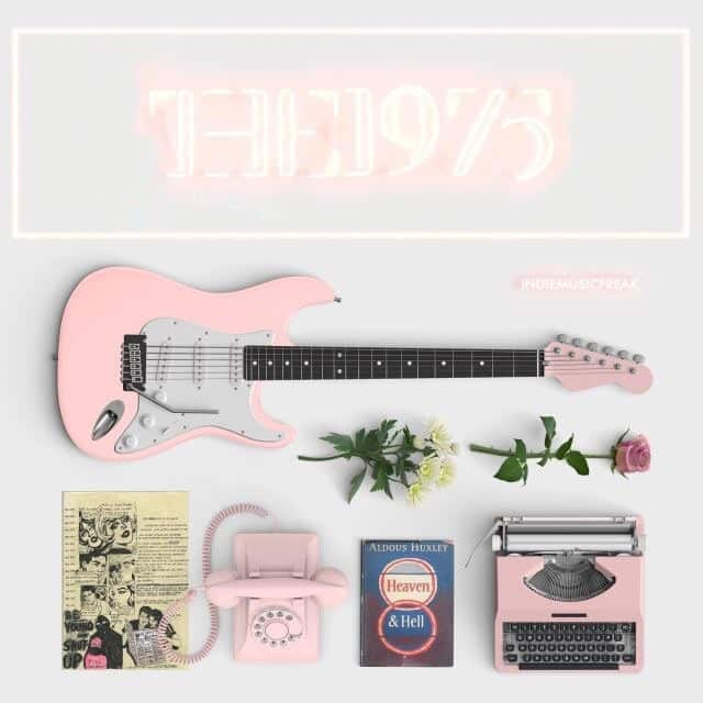 pink, the 1975, and music image