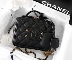 bag, chanel, and fashionable image