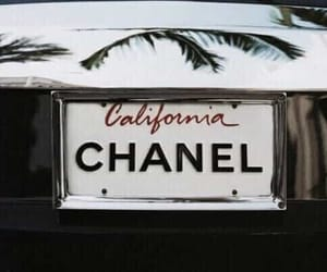theme, chanel, and california image