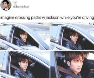 jackson and got7 image