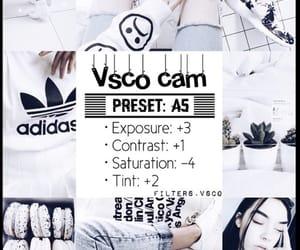 vsco, filter, and white image