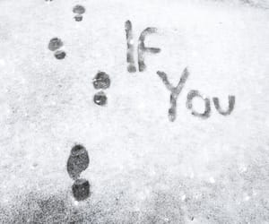 foot, snow, and if you image