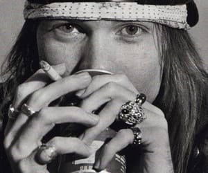 axl rose, Guns N Roses, and rock image