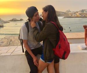 boyfriend, relation, and love image