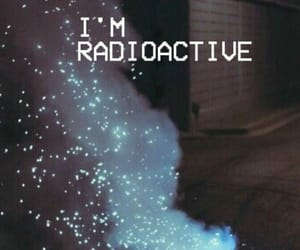 wallpaper, radioactive, and imagine dragons image