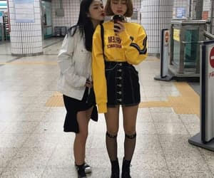 style, ulzzang, and korean image