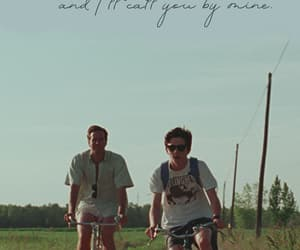 wallpaper and call me by your name image