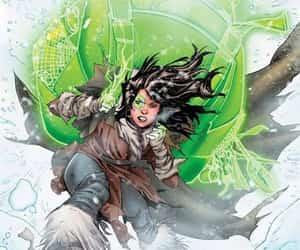 green lantern, dc comics, and green lantern corps image