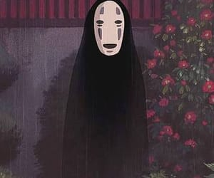 anime, spirited away, and gif image