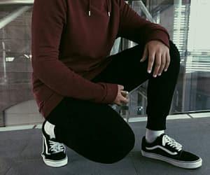 fashion, lifestyle, and skate image