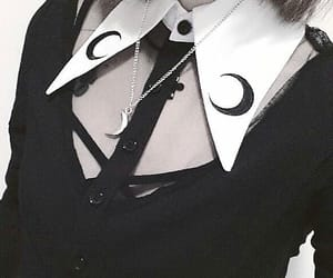 accesories, alternative, and black image