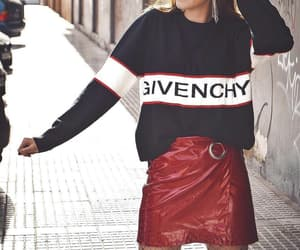 bold, Givenchy, and brunette image