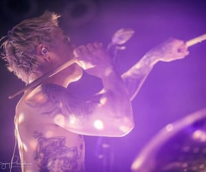 asking alexandria and james cassells image