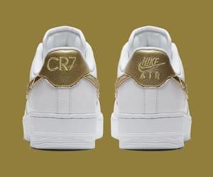 baby, cristiano ronaldo, and shoes image
