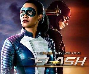 flash, super hero, and barry allen image
