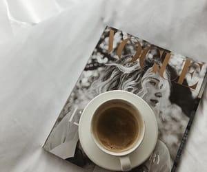 coffee, inspiration, and magazine image