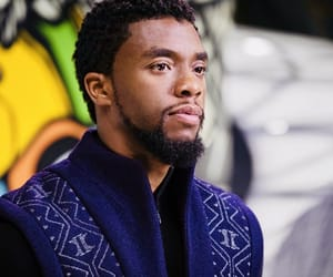 t'challa, black panther, and Marvel image