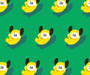 wallpaper, bt21, and background image