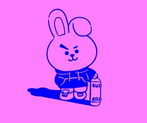 wallpaper, cooky, and bt21 image