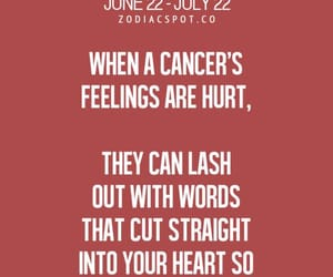 cancer, zodiac, and star sign image