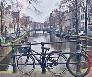 adventure, amsterdam, and love image