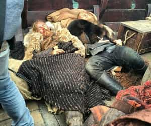 vikings, alexander ludwig, and history channel image