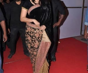 velvet, sabyasachi, and anushka shetty image