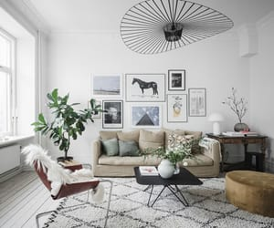 bedroom, home decor, and decorating image
