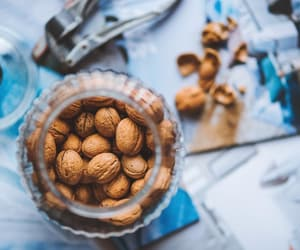 food and nuts image