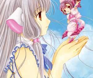 anime, anime girl, and chobits image