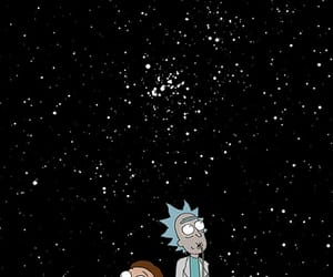 wallpapers and rick and morty image